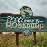 roseburg sign