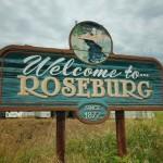 roseburg sign