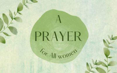 A Prayer for Women